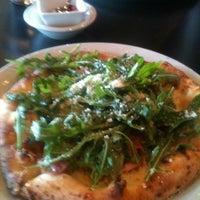 Photo taken at DOUGH Pizzeria Napoletana by Samantha C. on 5/22/2012