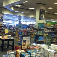Photo taken at Barnes & Noble by Joshua S. on 4/13/2012
