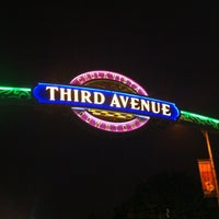 Photo taken at Third Ave Sign by Armie on 5/11/2012