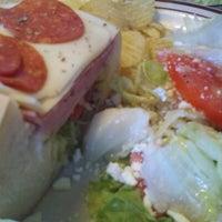 Photo taken at Monty's Pizza by Matt T. on 8/11/2012
