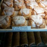Photo taken at Munchers Bakery by Jason C. on 5/19/2012