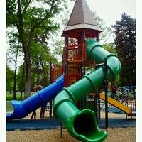 Photo taken at Liberty Park by Teresa d. on 5/27/2011