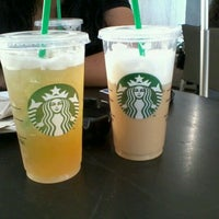 Photo taken at Starbucks by Nicol R. on 4/19/2012