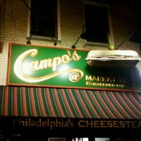 Photo taken at Campo's Deli by Shaun F. on 10/21/2011