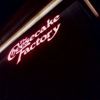 Photo taken at The Cheesecake Factory by Erin B. on 1/11/2012