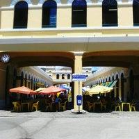 Photo taken at Mercado Público de Florianópolis by Samantha S. on 1/24/2012