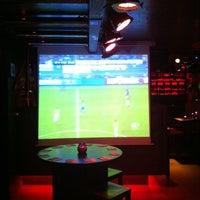Photo taken at Café de Spijker by Bart z. on 1/29/2011