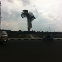 Photo taken at Jakabaring Sport City (JSC) by Mastercocoa K. on 11/21/2011