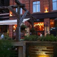 Photo taken at Marben Restaurant by Kakel A. on 6/25/2012