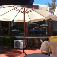 Photo taken at El Mojarra Costa by Walter G. on 4/15/2012