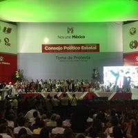 Photo taken at Comité Directivo Estatal PRI by Rolando T. on 8/31/2012