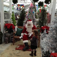 Photo taken at The Great Big Greenhouse by Jennifer C. on 12/3/2011
