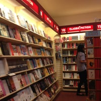 Photo taken at Dymocks Canberra by Jo on 4/1/2012