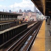 Photo taken at MTA Subway - 7 Train by E Money B. on 8/18/2012