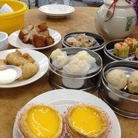 """Photo taken at Maxim Dim Sum Restaurant by *""""*•._iSa_.•*""""* on 3/8/2012"""