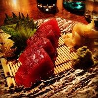 Photo taken at Domo Sushi by Kayvon T. on 3/5/2012