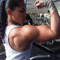 Photo taken at Excell Gym by Caff B. on 5/9/2012