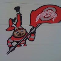Photo taken at The Ohio State University by Kristi Prudence B. on 12/12/2011