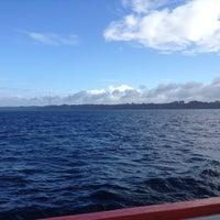 Photo taken at Ferry Ruende by Allen L. on 2/28/2012