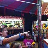 Photo taken at Fair Haven Fireman's Fair by Noel W. on 9/4/2011