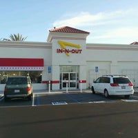 Photo taken at In-N-Out Burger by Nate T. on 3/21/2012