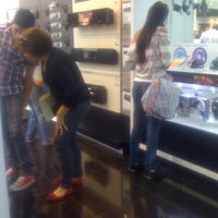 Photo taken at Sony Store by Yasmin C. on 6/9/2012