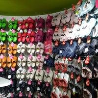 Photo taken at crocs 池袋サンシャインシティ店 by xaymaca on 1/21/2012
