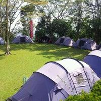Photo taken at Tanakita Camp Situgunung by Yuyun S. on 6/8/2012