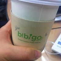Photo taken at Bibigo by min on 12/28/2011