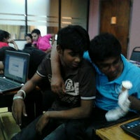 Photo taken at National Institute of Business Management by Yohan U. on 11/14/2011