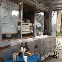 Photo taken at Patika Coffee by Suzi D. on 3/8/2012