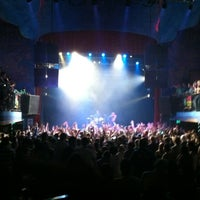 Photo taken at The Gothic Theatre by Grant W. on 3/18/2012