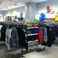 Photo taken at H & M by Kenneth S. on 1/10/2012