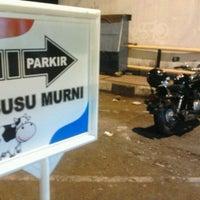 Photo taken at Susu Murni Segar by Arwin D. on 2/1/2012