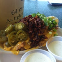 Photo taken at Snuffer's by Jeff C. on 8/29/2012