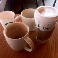 Photo taken at Starbucks by Robin H. on 4/21/2012