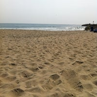 Photo taken at Manasquan Beach by Meagan on 4/16/2012