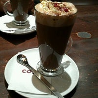 Photo taken at Costa Coffee by Scott O. on 12/28/2011