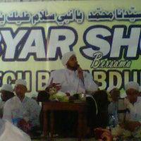 Photo taken at Pondok Pesantren Langitan by hizb h. on 1/5/2012
