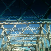 Photo taken at Macombs Dam Bridge by Hector H. on 12/22/2010