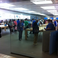Photo taken at Apple Store, Short Hills by Robert N. on 9/11/2011