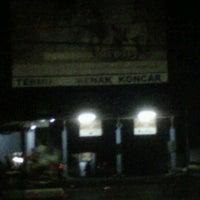 Photo taken at Terminal Minak Koncar by Hudha N. on 9/1/2011