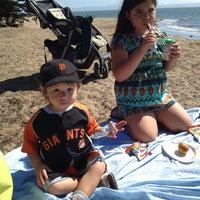 Photo taken at Robert W. Crown Memorial State Beach by Richard F. on 8/19/2012