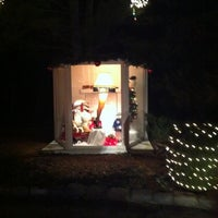 Photo taken at Sweet Drive Thru Christmas Lights! by Kristin S. on 12/23/2011