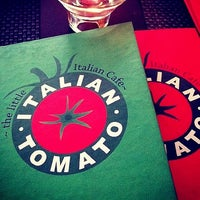 Photo taken at Italian Tomato by Jassy on 7/27/2012
