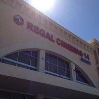 Photo taken at Regal Cinemas El Dorado Hills 14 & IMAX by Linda B. on 6/9/2012