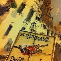 Photo taken at Restaurante El Churrasco by juanjaen on 9/24/2011