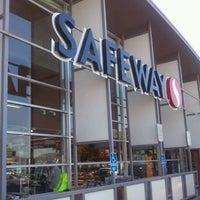 Photo taken at Safeway by Gabriella S. on 4/6/2012