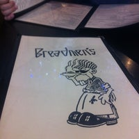 Photo taken at Breadmen's by Naureen A. on 5/7/2012