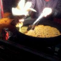 Photo taken at Jalebi Junction by Girish N. on 11/27/2011